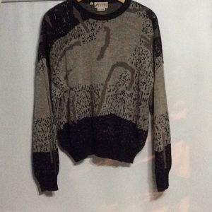 Long sleeve Sansabelt sport sweater XL